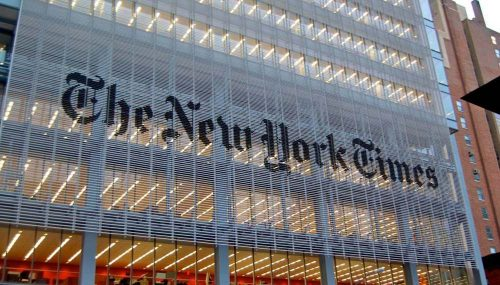 NEW YORK TIMES 1