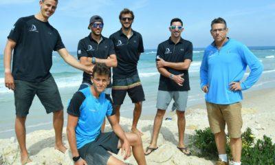 Selección masculina windsurf