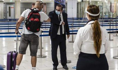 CYPRUS-HEALTH-VIRUS-TRANSPORT-AVIATION-TOURISM
