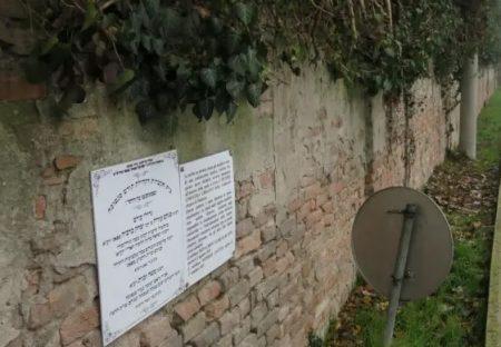 Cementerio judío Mantova
