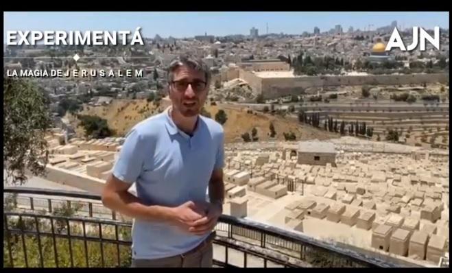 ajn experimentá israel