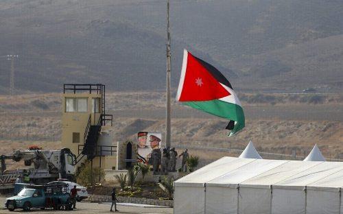 ISRAEL-JORDAN-DIPLOMACY