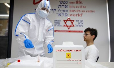 ISRAEL-HEALTH-VIRUS