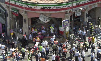 MIDEAST ISRAEL PALESTINIANS EXPLOSION