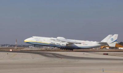 Avión carga Israel