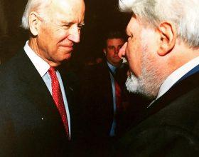 Werthein junto a Joe Biden