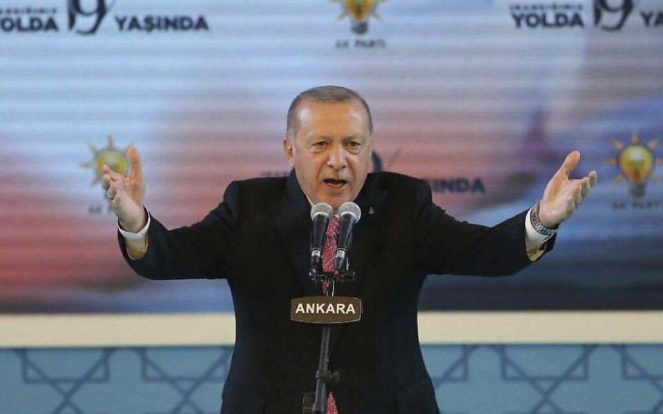 TURKEY-POLITICS-PARTY-ANNIVERSARY