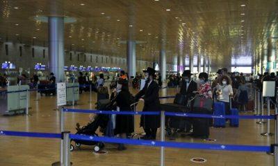 ISRAEL-HEALTH-VIRUS-AIRPORT
