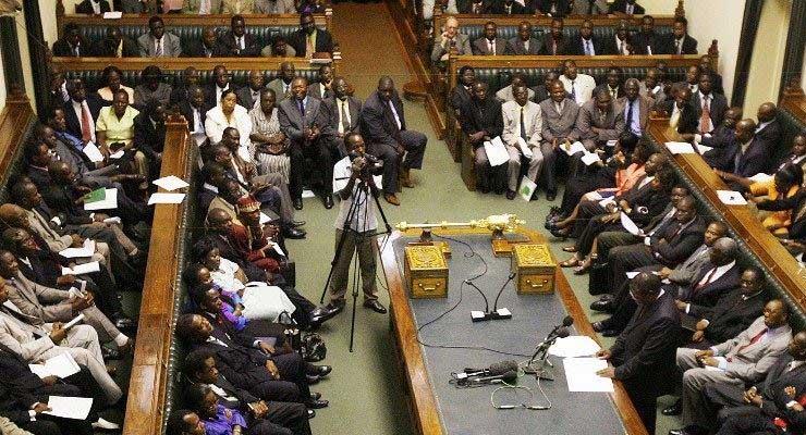 Madagascar Parlamento