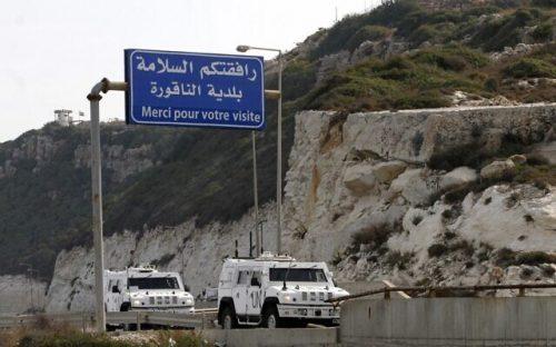 LEBANON-ISRAEL-CONFLICT-BORDER