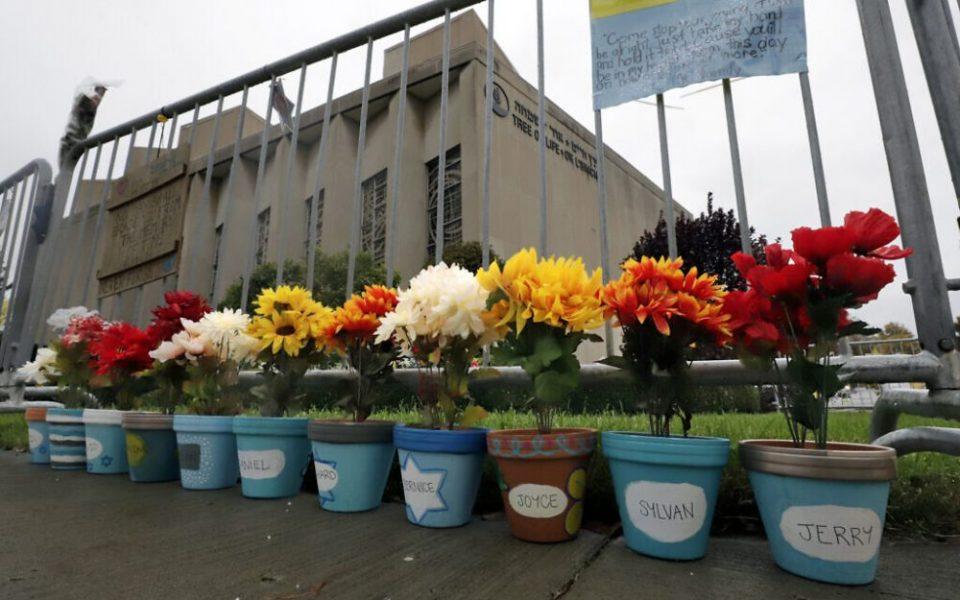 Synagogue Shooting Anniversary