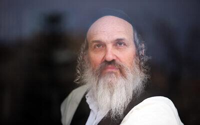 Ultra orthodox journalist