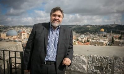 OurCrowd CEO and founder Jon Medved in Jerusalem in 2019