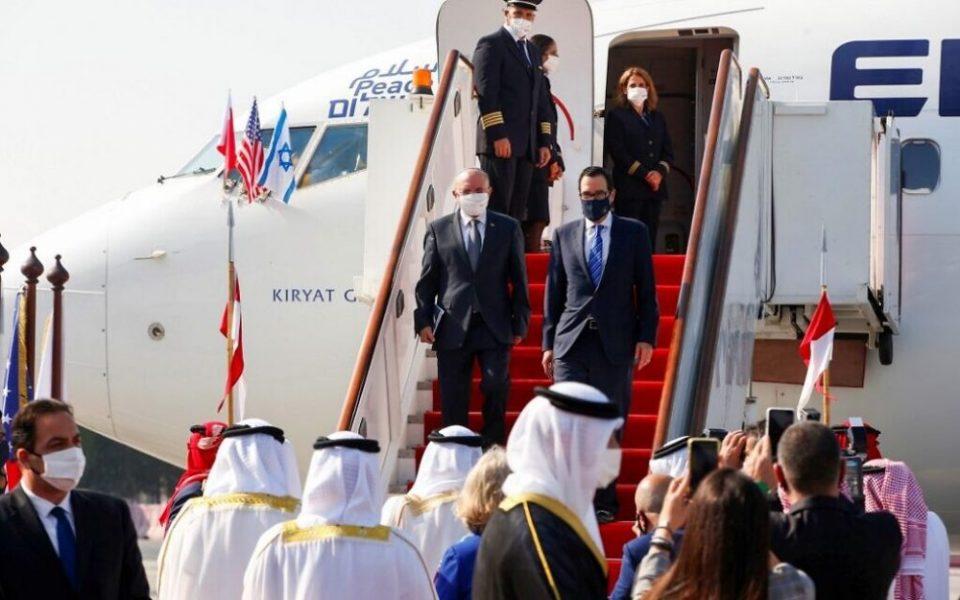 BAHRAIN-ISRAEL-US-DIPLOMACY
