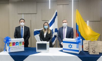 colombia israel