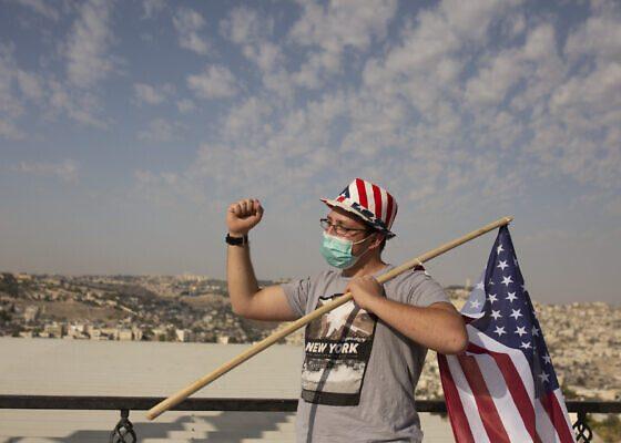 Israel US Election Trump