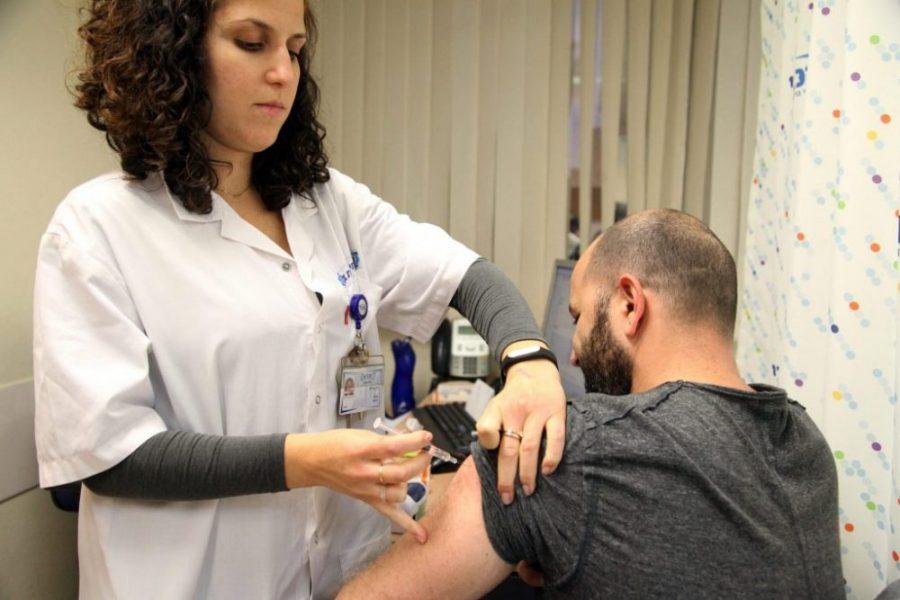 חיסון-שפעת-צילום-גדעון-מרקוביץ