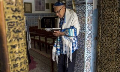FILES-MOROCCO-CULTURE-JUDAISM-EDUCATION