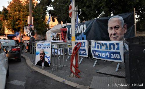 Jerusalem Lockdown 3 Jaffa Gate and Road 002 (2)