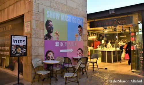 Jerusalem Lockdown 3 Jaffa Gate and Road 029 (2)