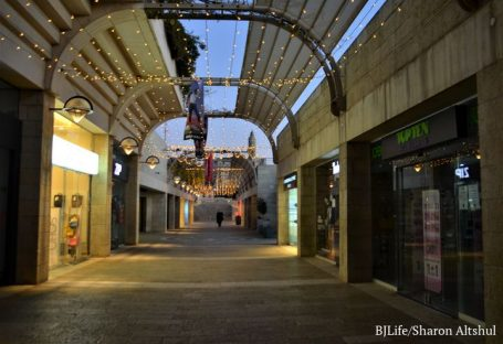 Jerusalem Lockdown 3 Jaffa Gate and Road 032 (2)
