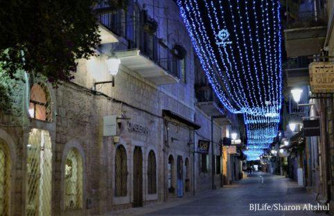 Jerusalem Lockdown 3 Jaffa Gate and Road 119 (2)