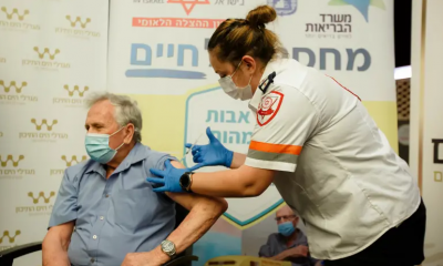 Vacunación anciano