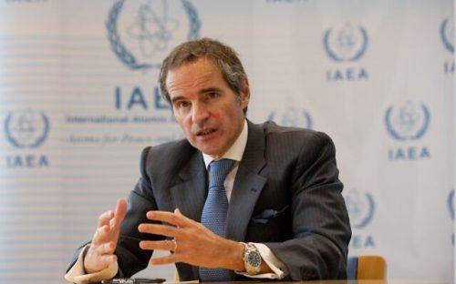AUSTRIA-UN-NUCELAR-IRAN-IAEA