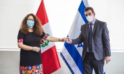 peru israel