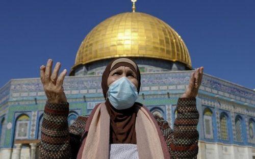 PALESTINIAN-HEALTH-VIRUS-RELIGION-ISLAM