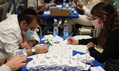 ISRAEL-VOTE-COUNT