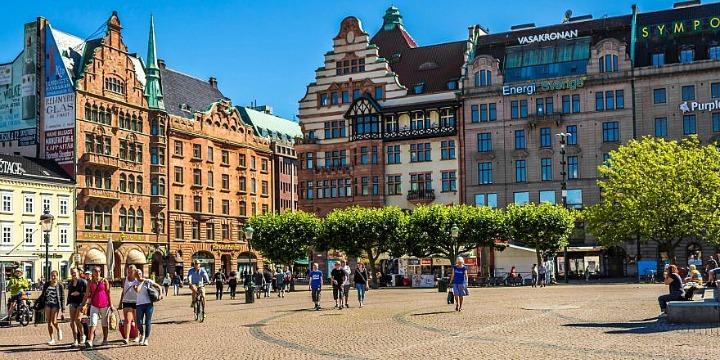 Malmö Suecia