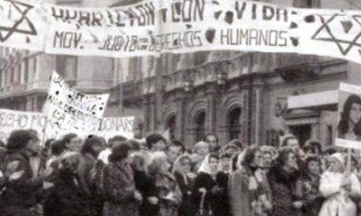 ddhh argentina judios