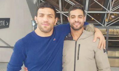 judoca irani e israeli