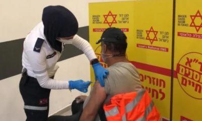 vacunas palestinos