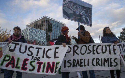 Netherlands International Court Israel