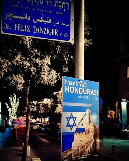 Israel.Honduras