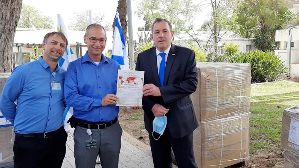 donacion-Israel