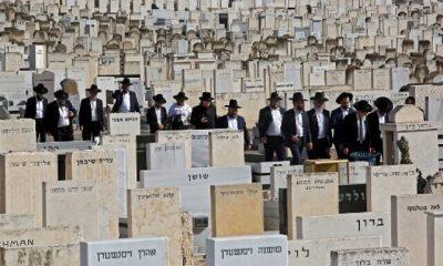 ISRAEL-RELIGION-STAMPEDE-FUNERAL