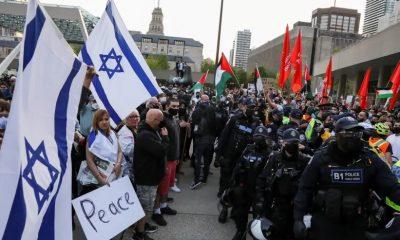 canada pro palestina