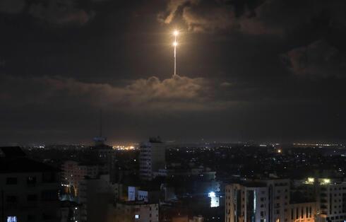 cohetes gaza