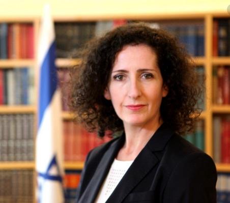 embajadora rosenberg