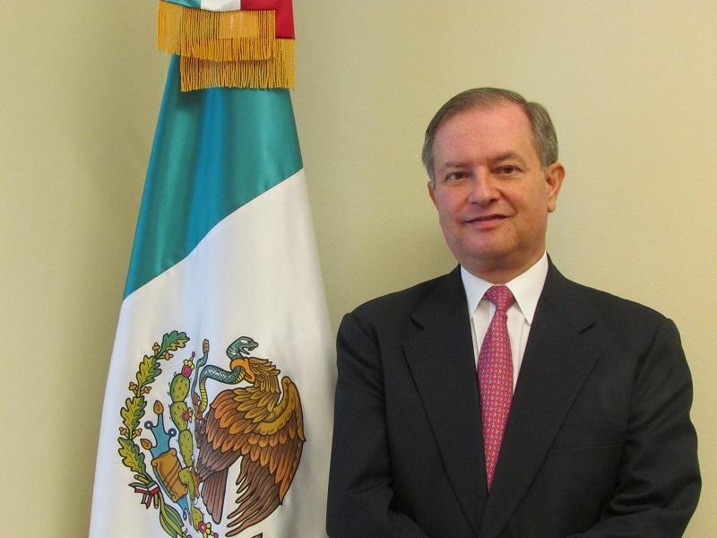 Mr. Pablo Macedo, Head of Mission