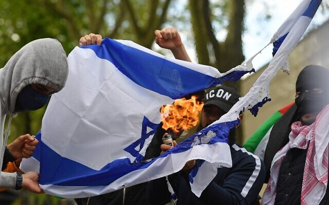 BRITAIN-ISRAEL-PALESTINIAN-CONFLICT-PROTEST