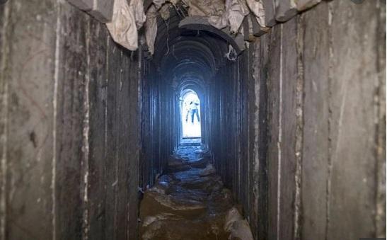 tunel de hamas