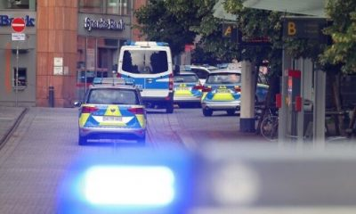 GERMANY-CRIME-KNIFE-ATTACK