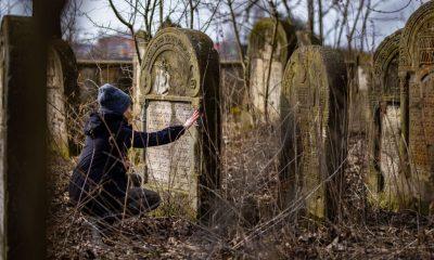 Los cementerios judíos de Europa Central y Oriental