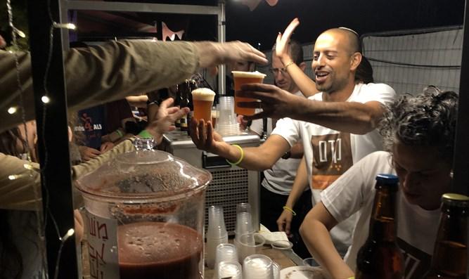 Sexto festival anual de la cerveza