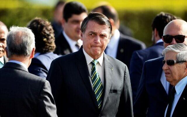 FILES-BRAZIL-POLITICS-CLIMATE-BOLSONARO