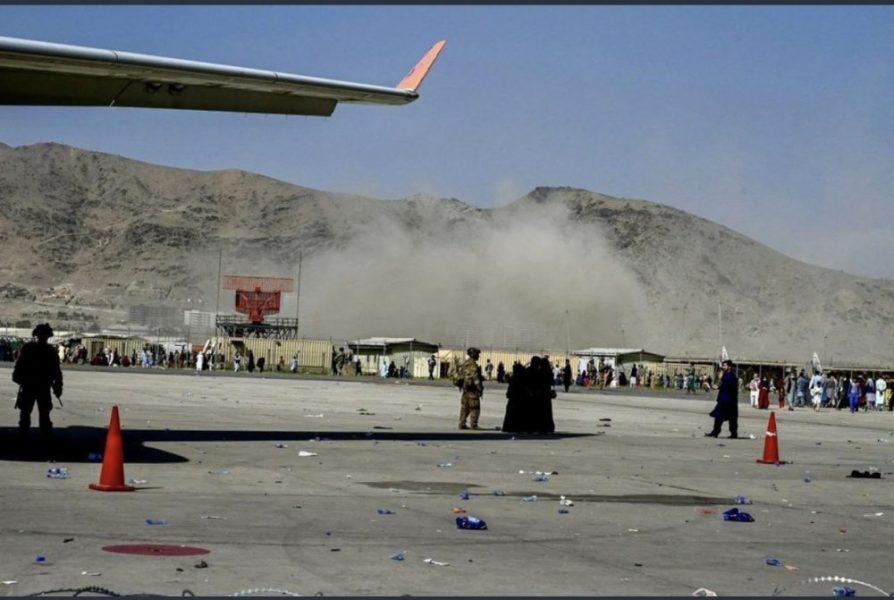 Explosión aeropuerto Kabul